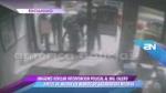 Vea la violenta intervención de los policías de Águilas Negras que acabó con la vida de un ingeniero - Noticias de mongrut munoz