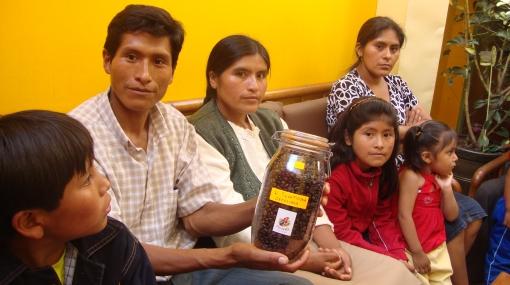 El laureado café de Sandia triplicó su precio en Europa