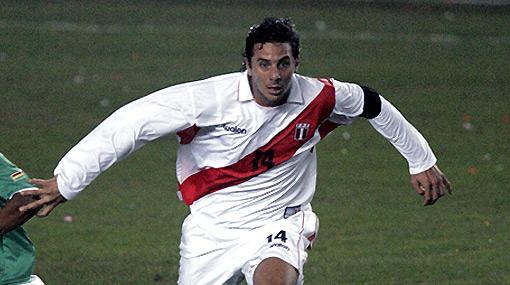 Claudio Pizarro volverá a la selección ante Canadá luego de 2 años y 9 meses