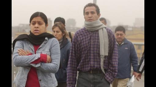 Temperatura en Lima descendió a 8,8 grados centígrados, la más baja de los últimos 40 años