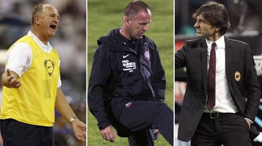 El viernes se sabrá quién será el técnico de la selección brasileña