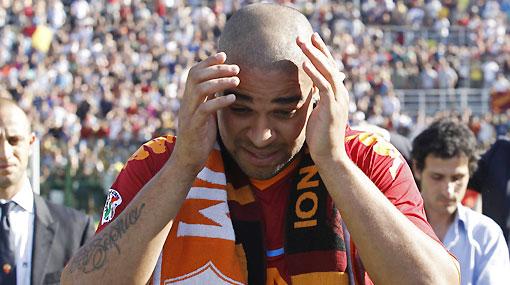 """La depresión de Adriano: """"Me sentía triste y solo, sin deseos de reír"""""""