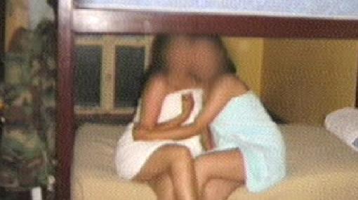 Difunden imágenes de cadetes semidesnudas y el Ejército anuncia sanciones contra ellas