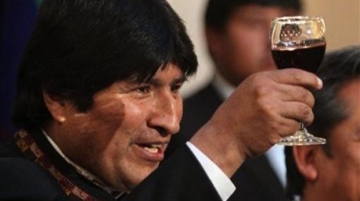 """Evo Morales llamó """"colonia de Estados Unidos"""" a Colombia y la acusó de buscar guerra"""
