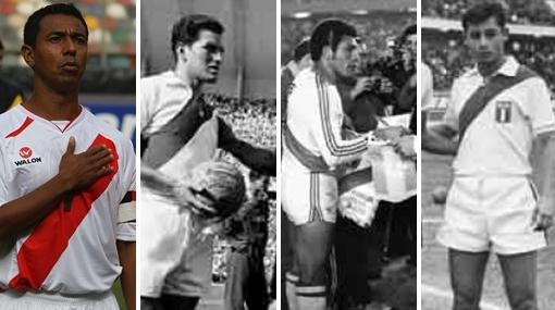 ¿Pizarro debe ser capitán del Perú? Cuatro ex líderes de la selección responden