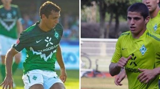 Se regresan a casa: Juan José Barros y Aldo Corzo no se quedarán en el Werder Bremen