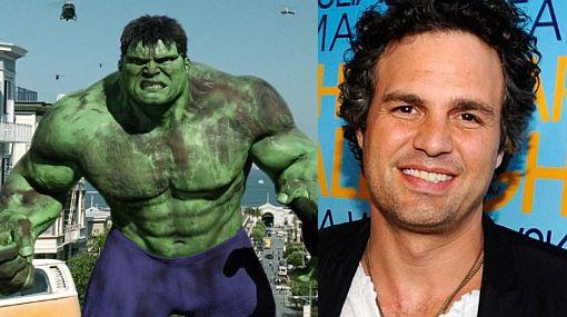 El nuevo Hulk será Mark Ruffalo