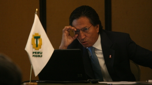 Toledo negó responsabilidad de su gestión en liberación de emerretista Nancy Gilvonio
