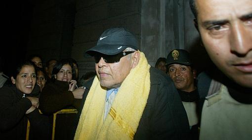 Jurado Electoral Especial admitió candidatura edil de Luis Valdez Villacorta, preso en Castro Castro