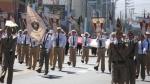 Escolares arequipeños desfilaron con sombreros para protegerse de la radiación solar - Noticias de universidad feredico villarreal