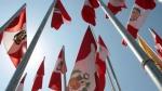 Solo en Gamarra se confeccionaron unas 100.000 banderas en estas Fiestas Patrias - Noticias de jose olaechea