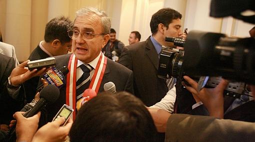 Congreso citó al presidente del JNE para evaluar cambios a Ley de Partidos