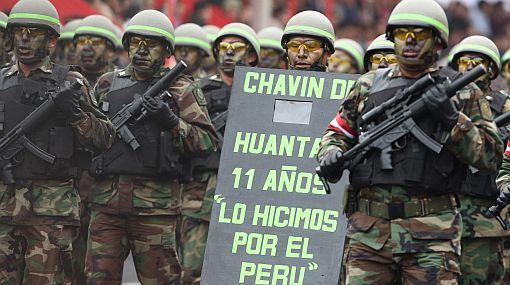 """Poder Judicial negó que demora en caso Chavín de Huántar sea por """"negligencia"""""""