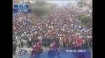Un mar de gente tomó la Av. Brasil tras la Gran Parada Militar - Noticias de desfile militar