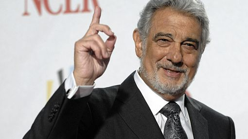 """Plácido Domingo vivió fuerte réplica en Japón: """"El piso era un baile"""""""