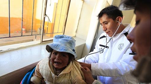 Ola de frío: 51 niños murieron por infecciones respiratorias y neumonía en Puno