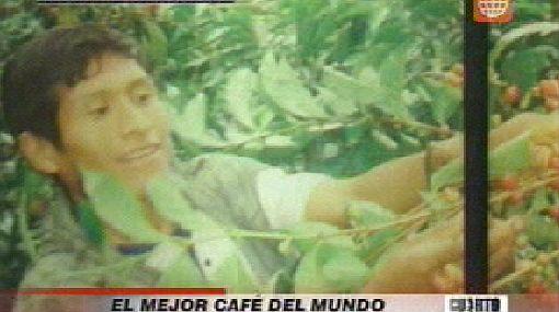 Conozca al productor peruano que cultiva el mejor café orgánico del mundo