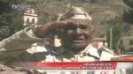 Ex combatiente de la guerra con Ecuador de 1941 participó en desfile en Huancavelica - Noticias de desfile militar