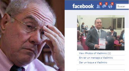 Villa Stein: vacío legal permite que Montesinos y Polay tengan cuentas en Facebook