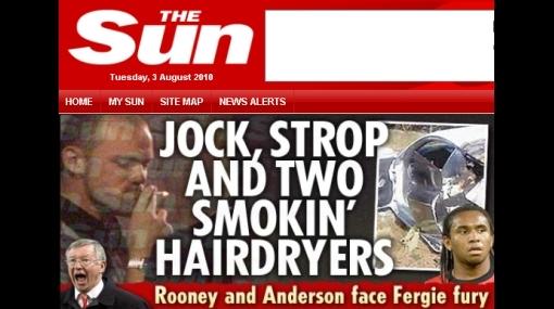 Chico malo: Wayne Rooney fue 'ampayado' fumando y orinando en la calle