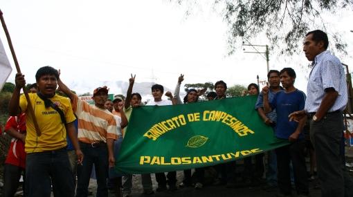 Manifestantes en Quillabamba secuestraron a dos trabajadores de TGP, informó la Policía