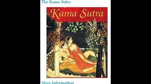 Primer audiolibro del Kamasutra ya se vende en el Reino Unido