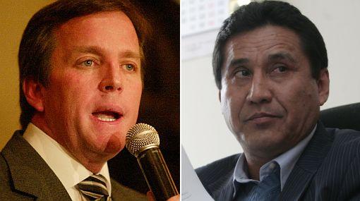 Sepa por qué Francis Allison y Carlos Burgos lideran las encuestas municipales