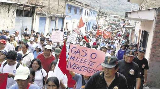 Vandalismo y falta de diálogo bloquean solución en el Cusco