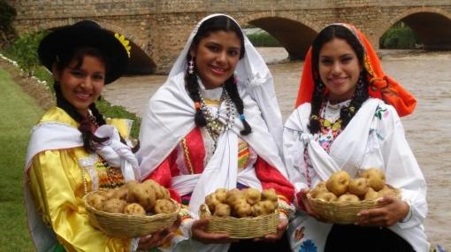 Más de 500 productores se reunieron en Huánuco en el Congreso Nacional de la Papa