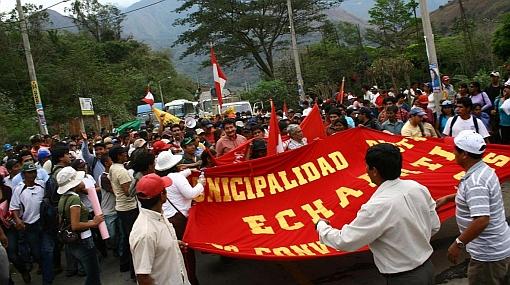 Paro contra exportación de gas llegó a la capital del Cusco: cientos de manifestantes alistan protestas