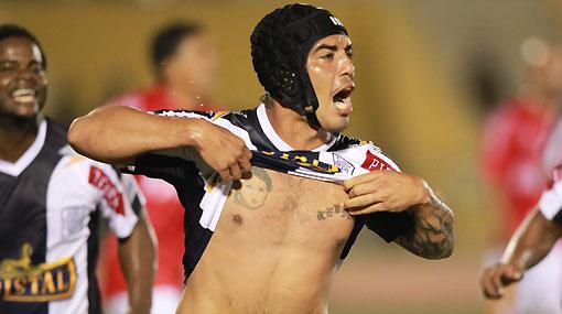 ¿Y si Leandro Fleitas se nacionaliza para jugar por la selección peruana?