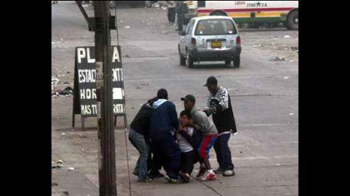 Los planes del Gobierno contra la delincuencia fracasaron en Lima