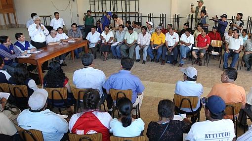 Primer ministro solo dialogará en Quillabamba cuando levanten paro
