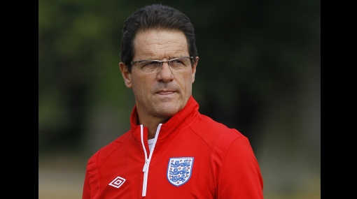 Fabio Capello pidió perdón por la mala actuación de Inglaterra en Sudáfrica