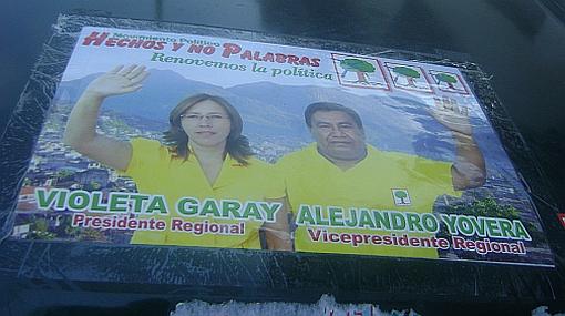 Esposo y hermana de candidata a la Región Huánuco también murieron en accidente vehicular