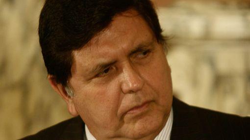 """Presidente García anuncia que no hará """"cuestión de Estado"""" si Congreso deroga DL 1097"""