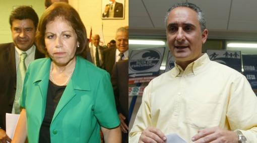 Lourdes Flores tiene el 39% de preferencias frente al 18% de Álex Kouri, según última encuesta de Datum
