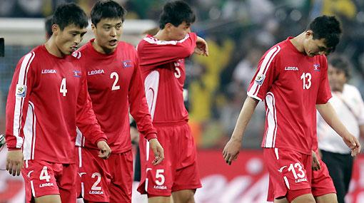 La FIFA investiga denuncias de maltratos contra seleccionados de Corea del Norte