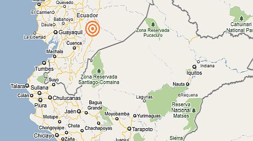 Temblor de 6,7 grados Richter sacudió Piura, Tarapoto, Iquitos y Moyobamba