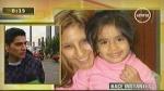 Padre de niña herida por 'marcas' espera que pueda ser operada en el extranjero - Noticias de carla arce