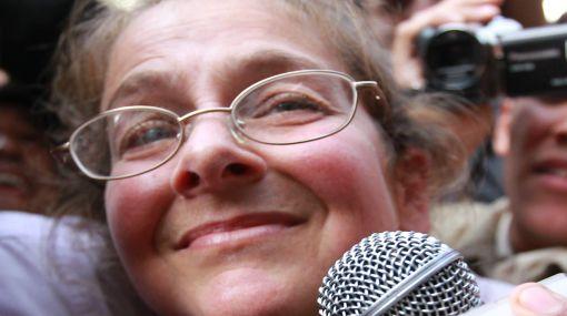 Lori Berenson aún representa un peligro para la sociedad, según procuraduría