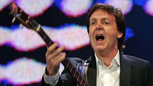Un disco homenaje a Paul McCartney incluirá versiones de Kiss y Billy Joel