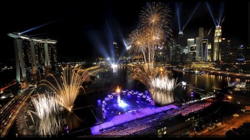 Juegos Olímpicos de la Juventud fueron inaugurados y nuestro país estuvo presente