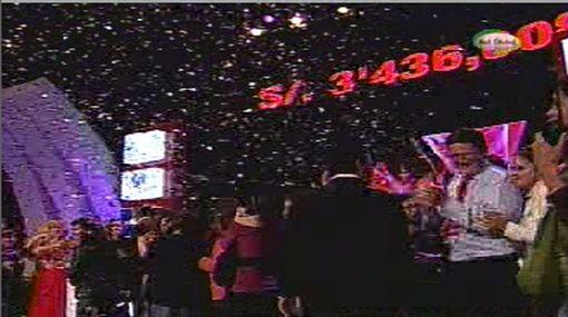 La Teletón 2010 superó la meta y recaudó 3 millones 436 mil soles