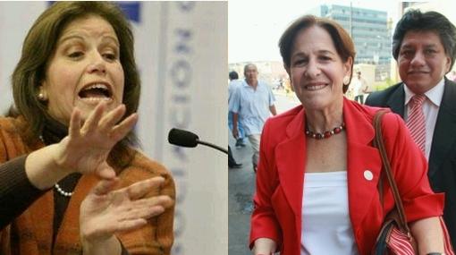 Lourdes Flores sigue líder pero Villarán casi empata, según encuesta de Imasen