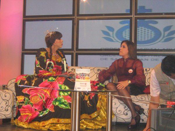 Reportubero comparte imágenes de la exitosa Teletón 2010