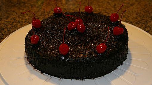 Aprenda a preparar una deliciosa torta de chocolate