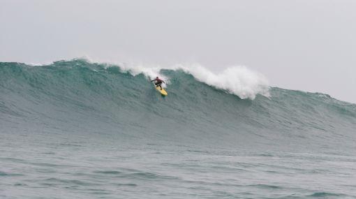 La playa Punta Hermosa recibirá a los mejores surfistas de olas grandes
