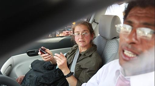 Lori Berenson saldría en libertad la próxima semana, según su abogado