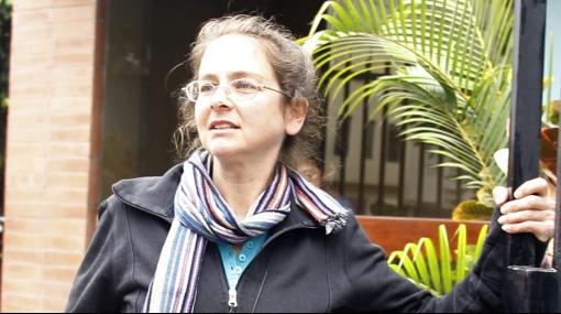 Lori Berenson abandonaría esta tarde penal de Chorrillos